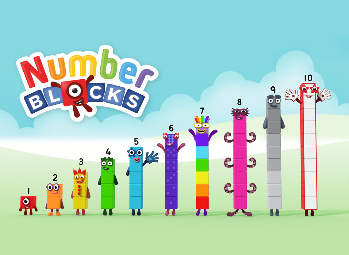 Image result for numberblocks